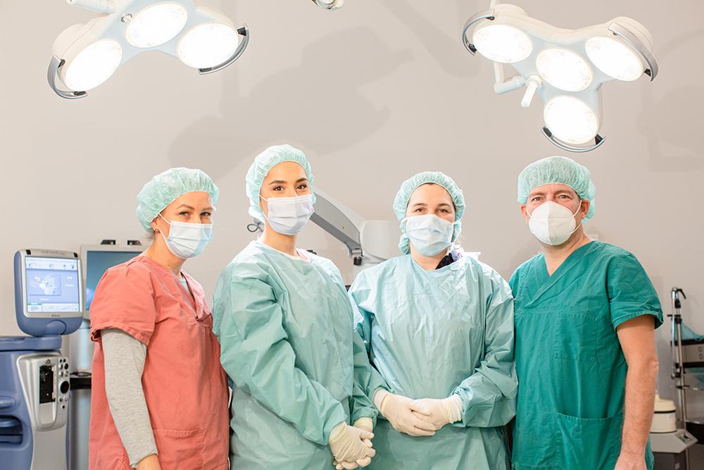 Augenarzt Berlin-Charlottenburg - Heinrich - Ambulante Operationen - Rundumbetreuung