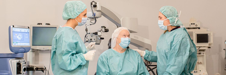 Augenarzt Berlin-Charlottenburg - Heinrich - ambulante Operationen