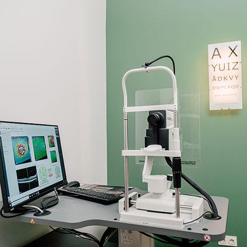 Augenarzt Berlin-Charlottenburg - Heinrich - Diagnostik